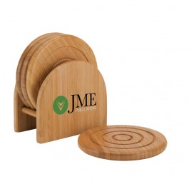 Bamboo Bamboo Coaster Set