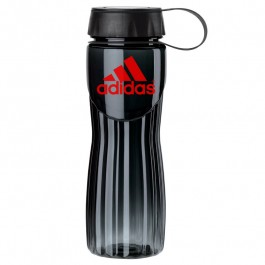 Black 24 oz. PETE Water Bottle