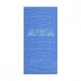 Blue Moire Guest Towel