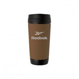 Brown / Black 17 oz. Përka™ Insulated Mug