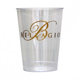 Clear 10 oz Hard Plastic Cup