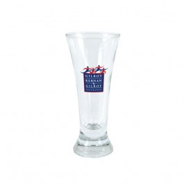 Clear 4 3/4 oz Pilsner Beer Glass