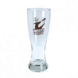 Clear 23 oz Giant Ale Beer Glass