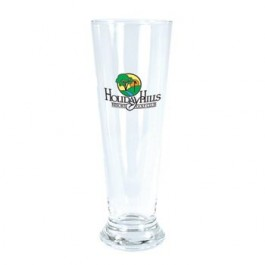 Clear 16 1/2 oz Beer Glass
