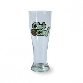 Clear 16 oz Grand Pilsner Beer Glass