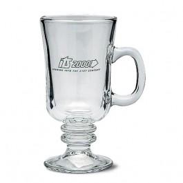 Clear 8 1/2 oz Clear Warm Beverage Irish Coffee Glass