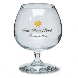 Clear 12 oz Glass Brandy Snifter
