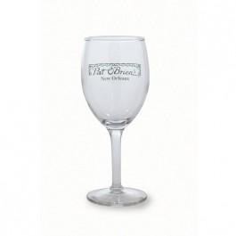 Clear 8 oz Citation White Wine Glass