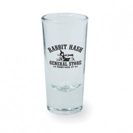 Clear 1 oz Glass Tequila Shooter