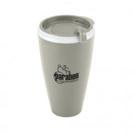 Gray 16 oz. Evolve Infinity Travel Tumbler