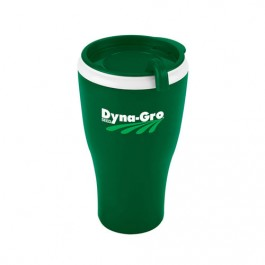 Green 16 oz GT Travel Tumbler