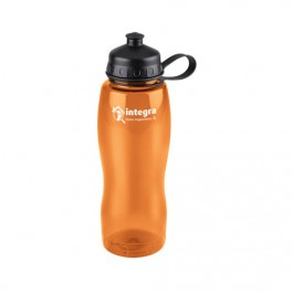 Orange 20 oz. Bubble Water Bottle