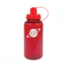 Red 32 oz Athens Water Bottle