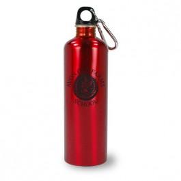 Red 25 oz Montana Aluminum Traveler Water Bottle