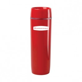 Red 16 oz Visions Co-Molded Tumbler