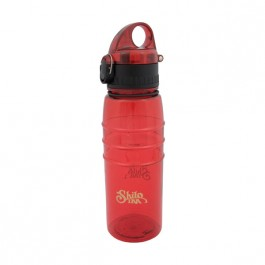 Red 22 oz Sports Bottle