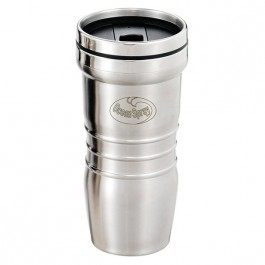 Stainless 16 oz. Engraved Stainless Steel Retro Tumbler