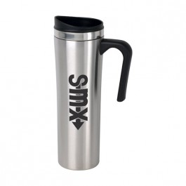 Stainless 16 oz Slimline Stainless Steel Travel Mug