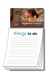 White Magna-Pad Business Card Stock Things To Do