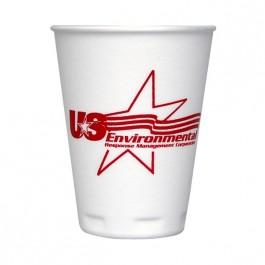 White 12 oz Trophy Cup