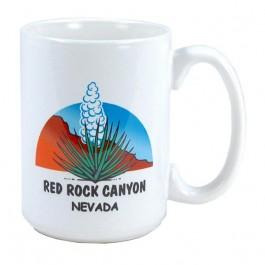 White 15 oz White Sublimation Ceramic Coffee Mug