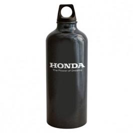 Black 22 oz Aluminum Trek Water Bottle