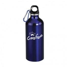 Blue 22 oz Stainless Steel Sports Bottle