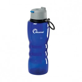 Blue 26 oz Grip Bottle
