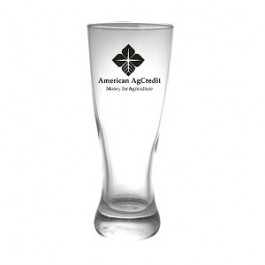 Clear 12oz Pilsner Glass
