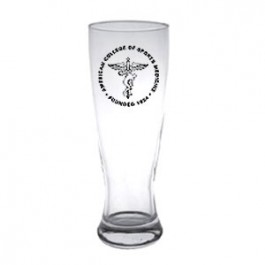 Clear 20oz Tall Pilsner Glass