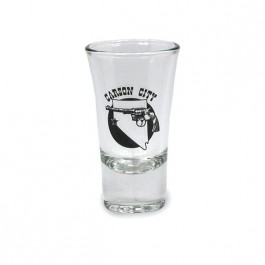 Clear 1 7/8 oz Big Shot Glass