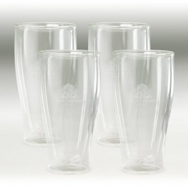 Clear 18 oz Binara 4 Piece Gift Set