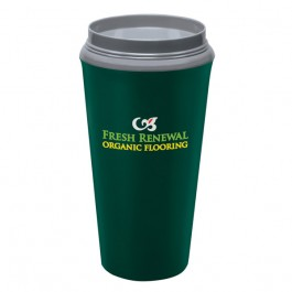 Dark Green 16 oz. Earth Friendly Infinity Tumbler