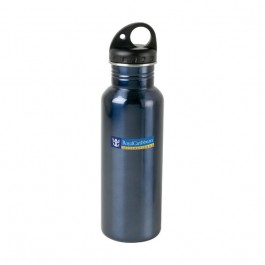 Navy Blue 24oz. Stride Water Bottle