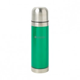 Transparent Green 16 oz Stainless Steel Thermos