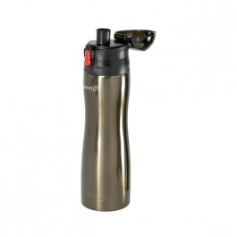 Graphite / Black 15 oz Profile Insulated S/S Vacuum Water Bottle