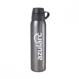 Graphite 34 oz Stainless Steel Water Bottle