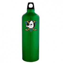 Green / Black 32oz Sport Flask Aluminum Water Bottle - FCP