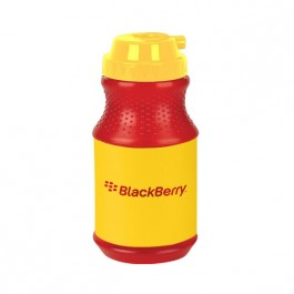 Red / Yellow 16 oz. Deluxe MiniSport Water Bottle