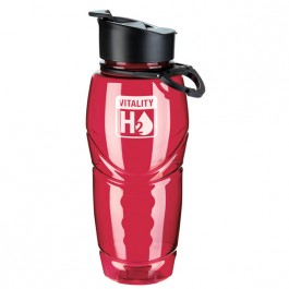 Red 36oz. Extreme Sport Water Bottle