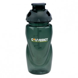 Smoke 16 oz. Glacier Sport Water Bottle