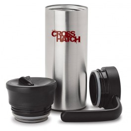 Steel 16 oz. Stainless Steel Dual Mug & Tumbler