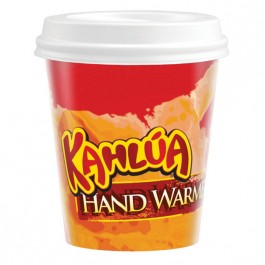 White 9 oz Hot Beverage Paper Cup - Full Color