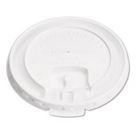 White 10 oz Trophy Cup Lid