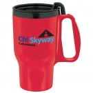 15 oz. Budget Traveler(TM) Mug with Slider Lid