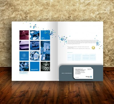 Effective Presentation Folder