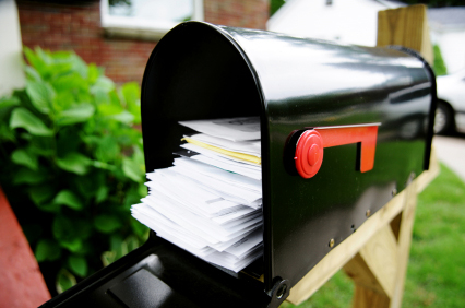 New Product Launch Direct Mail