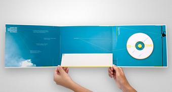 16 amazing presentation folder ideas | printwand™, Powerpoint templates