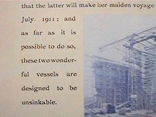 White Star Line Brochure