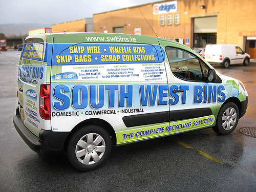 Vehicle Advertising